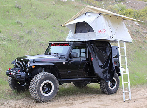 Wasatch Basin Rooftop Tent