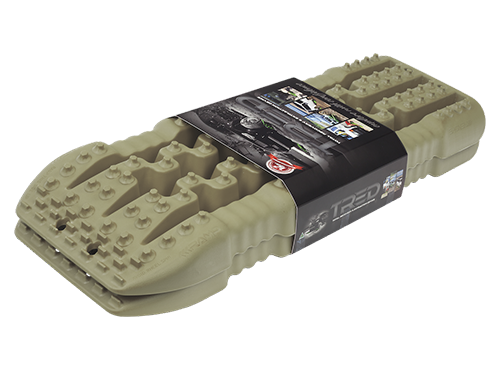 TRED 800 Traction Board - Desert Sand