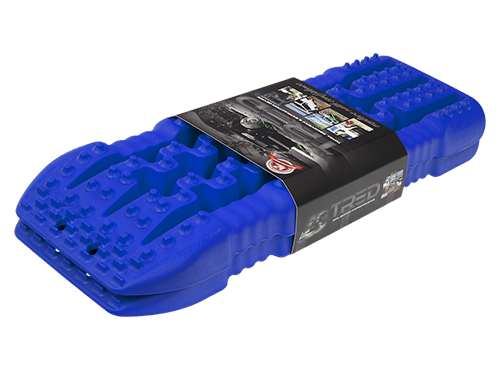 TRED 800 Traction Board - Blue